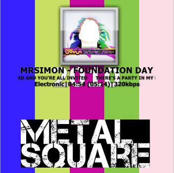 Metal Square CAD Skin by dimap