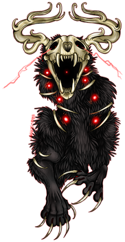 Carrion Scream by Lakeguts