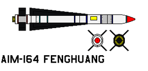 aim-164 Fenghuang by bagera3005