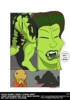 Halloween on the Helicarrier 05 by FullMoonMaster