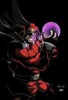 M. Bison by StudioGoetia