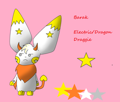 Barak the Draggie by Pureblood-Pixie