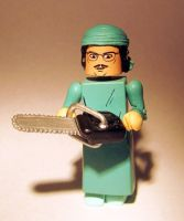 Weird Al Yankovic: Like a Surgeon Custom Minimate by luke314pi