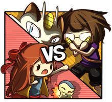 FIRST PLACE - WHO WILL WIN? by Zel-Duh