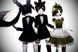 MMD ~ Old Times by MelodySkyTime