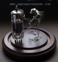 Watch Parts Creature Monolith by AMechanicalMind