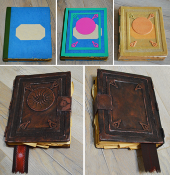 Codex book by HydraEvil