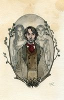 Mr. Rochester and his Brides by Kitty-Grimm