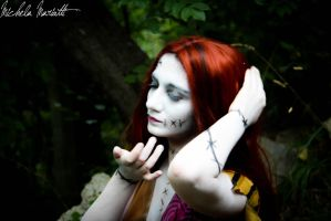 Sally - Nightmare Before Christmas 4  Cosplay by ASCosplay