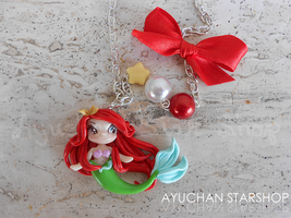 Ariel Under the Sea by AyumiDesign