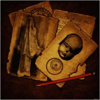 Randalph Carters' Journal by ShaneGallagher