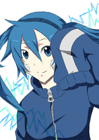 Kagerou Project Ene by kurotsuki92i