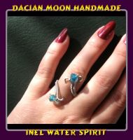 Water Spirit Ring by NessaSilverwolf