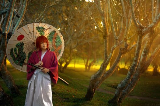 Rurouni Kenshin: Heart of the Sunrise by behindinfinity