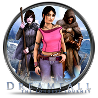 Dreamfall - The Longest Journey(2) by Solobrus22