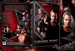 TNA Turning Point 2011 Cover by BiggertMedia