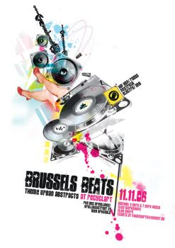 brussels beats by kDzine