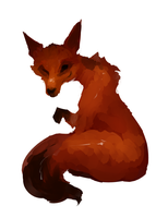 Fox by H-appysorry