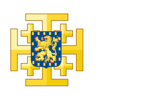 Flag of the Kingdom of Cyprus by TiltschMaster