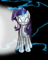 Corrupt Rarity by MyHysteria