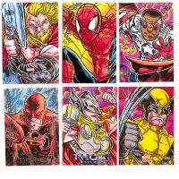 Marvel Upper Deck APs by ElvinHernandez
