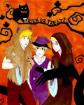 Trick or treat? by anorwegan