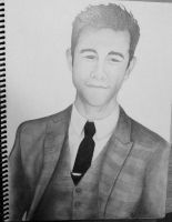 Joseph Gordon-Levitt by WhyteHawke
