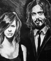 THE CIVIL WARS by artistkatelynne