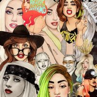 Lady gaga by Helen green pack png by me !! :D by Berenicita2013