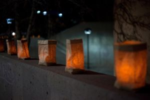 Luminarias by Cadha13