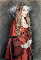 Queen A by JudeVi