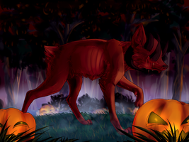 Halloween FAP - I Don't See Any Candy by Bowtiefoxin