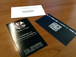 UID Business Card by YumeKimino