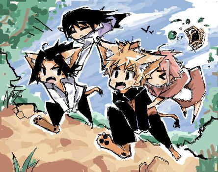 Naruto Wachi Run by Power-J