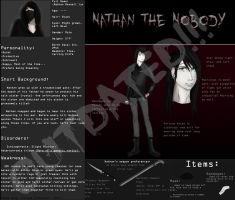 Nathan the Nobody  Stats Sheet _outdated_ by IvyDarkRose