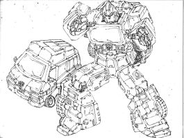 Ironhide1 by Mjones456
