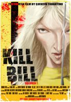 Kill Bill Poster by Parpa