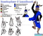 Reference - Bustopher by DCLeadboot