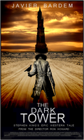 The Dark Tower Movie Poster by Jo7a