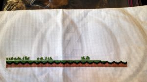 Home Sweet Home Yoshi WIP 012 by bobcrochets