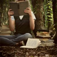 the reader by aimeelikestotakepics