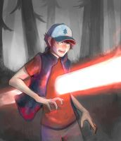 Dipper Pines by Zapekanka