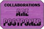 Postponed Collaborations Badge by LevelInfinitum