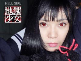 HELL GIRL by Aienm