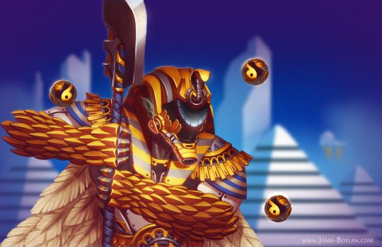 Ancient Egyptians by sacking-jimmy