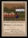 I tap 2 plains and a forest... by Decealon