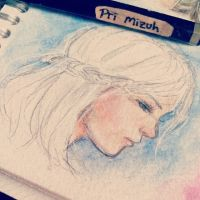 White hair by Priscila-Mizu33