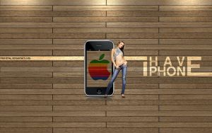 i HAVE i PHONE by princepal