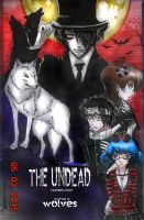 the undead (wolves) by ha-kim