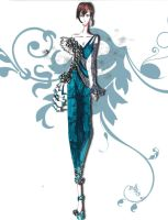 Night Couture by Kastile
